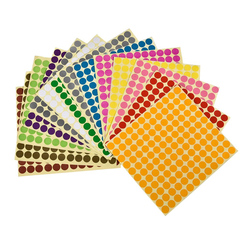 16mm smiley mérite récompense stickers autocollante sticky labels 40 autocollants