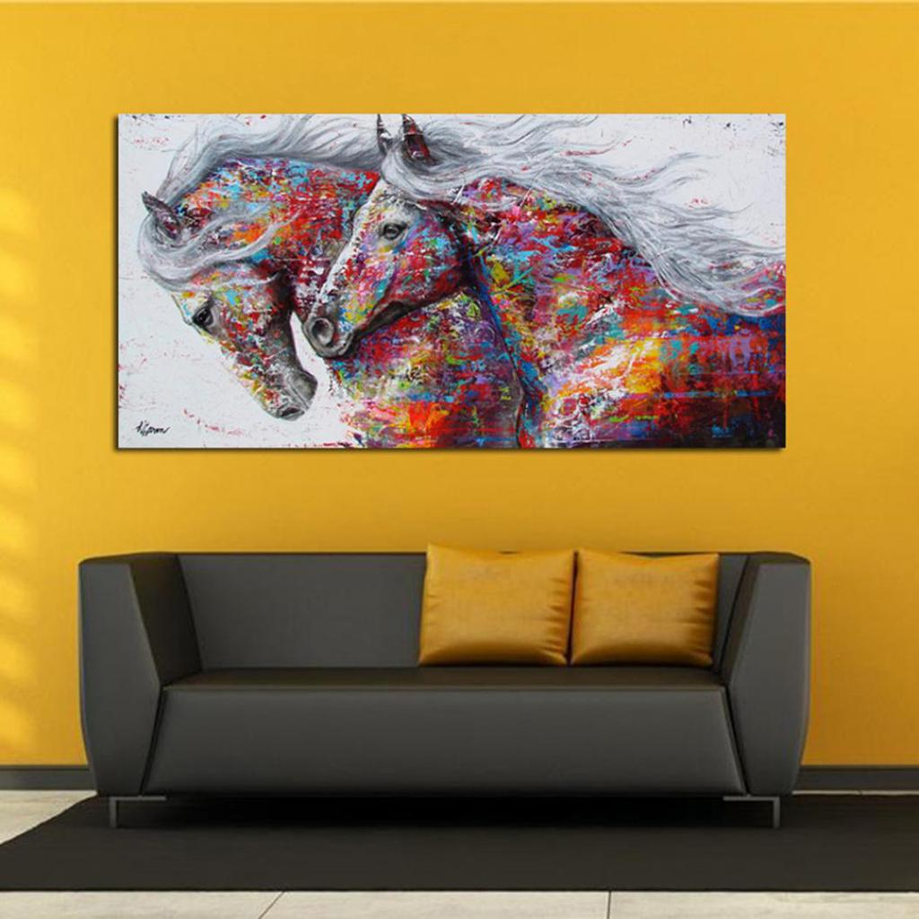 Canvas Modern Wall Art Oil Painting Picture Print Unframed Home Decor 40cm*60cm