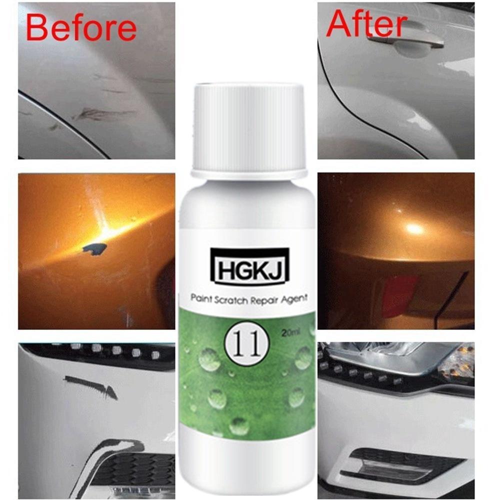 Car Paint Scratch Repair Agent Polishing Wax Paint Remover Care Auto Kratzer