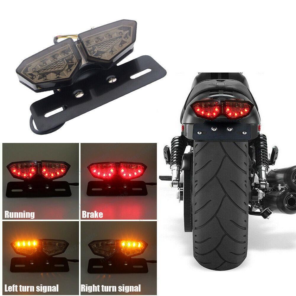 SPIRIT BEAST Motorcycle Led Flasher Light Turn Signal for Harley suzuki Benelli