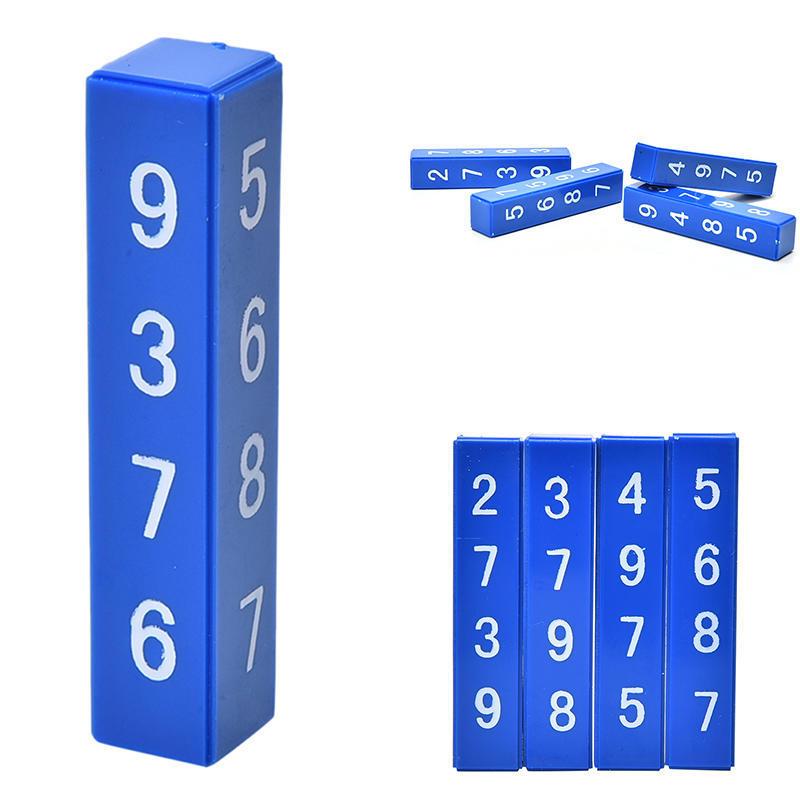 Speed Calculation Magic Trick New Close-up Mentalism Calculator Blocks