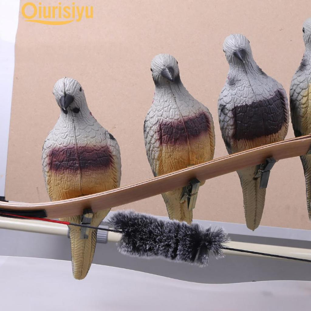 For Pigeon Target Animal 3D Pigeon Archery Target Recurve Animal hollow Foldable