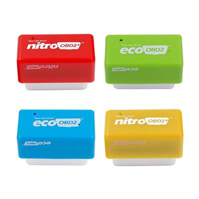1PCS Tuning Box Chip Eco OBD2 Durable Auto Eco OBD2 Fuel