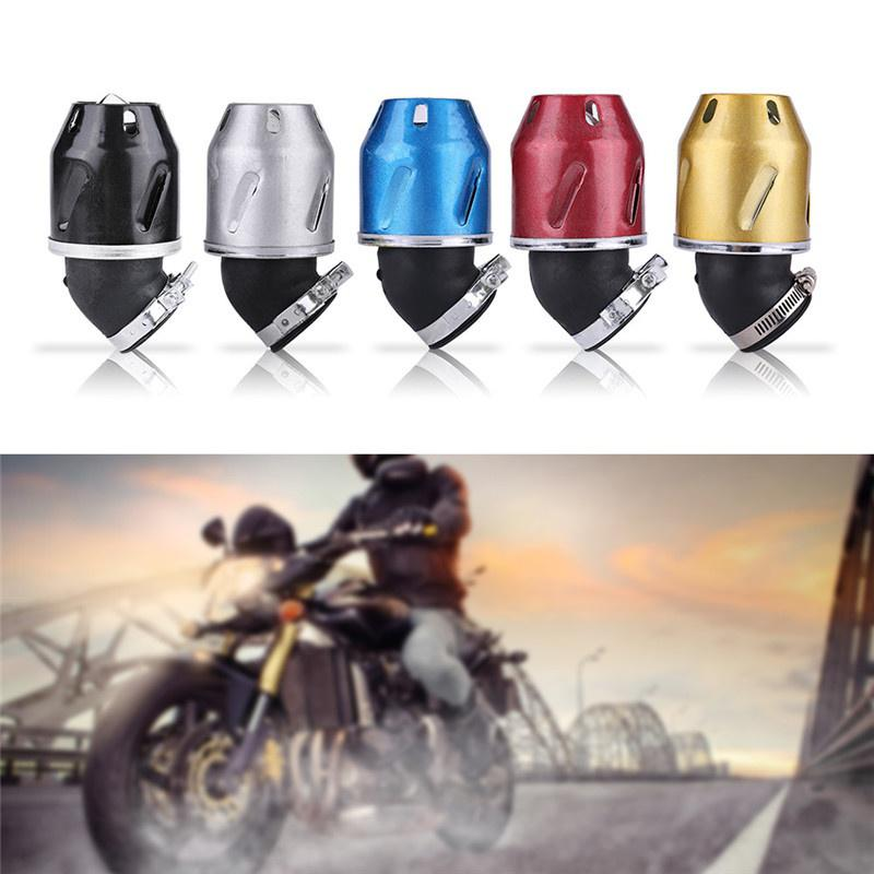 Motorcycle Air Filter-Carbon Fiber Universal Air Filter Cleaner for 150cc-250cc Motorcycle Scooter ATV Dirt Bike Size : 35mm//1.37