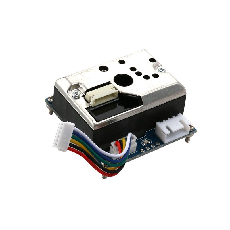 Waveshare Dust Sensor Detector Module Kit with Sharp GP2Y1010AU0F Onboard for Measuring PM2.5 Air Purifier Air Conditioner Monitor Supports Arduino