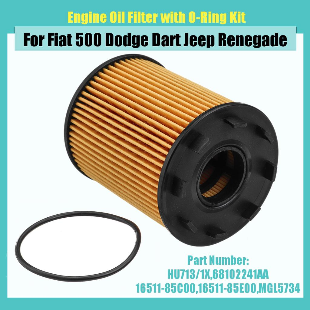 Engine Oil Filter with O Ring Kit For Fiat 40 Dodge Dart Jeep Renegade  40AA buy at a low prices on Joom e commerce platform