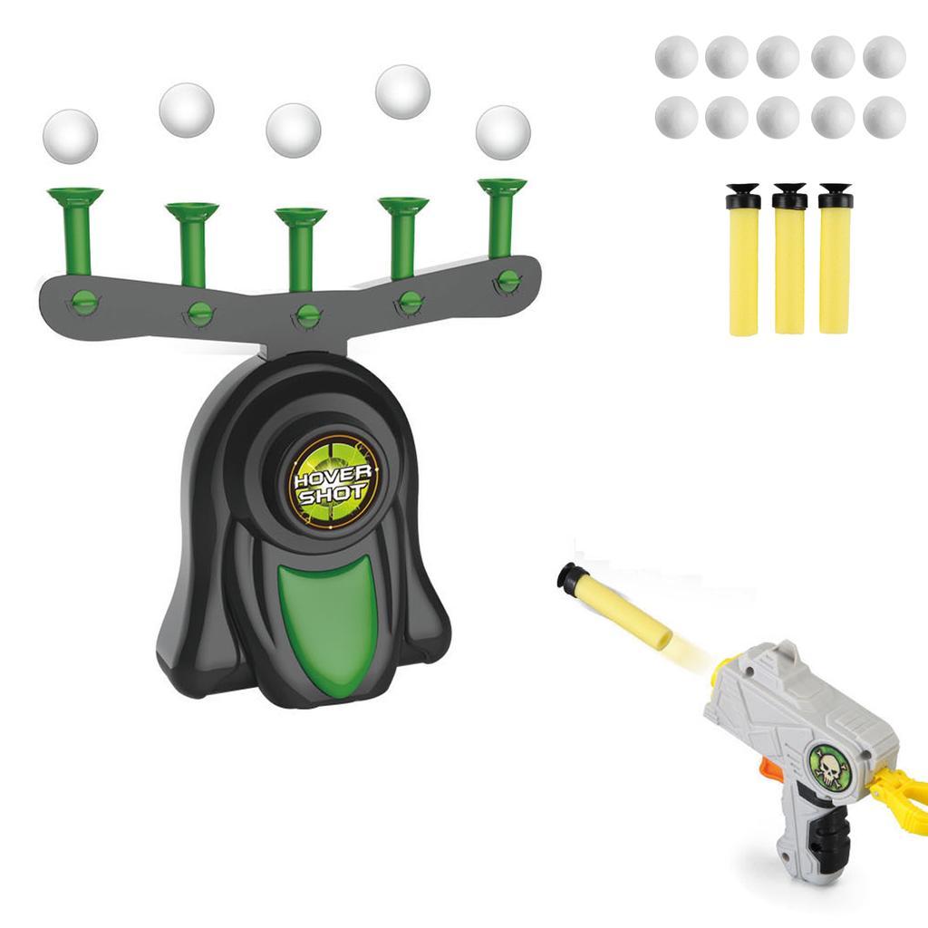Schießen Gewehr Spielzeug im Freien EVA Runde Kugel für Kinder Flying-Saucer