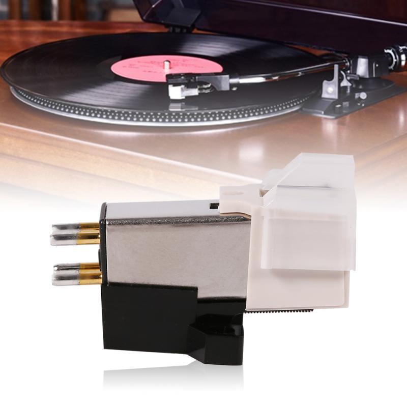 1pcs Vinyl Ceramic Cartridge Gramophone and Phonograph Classic Turntable Stylus