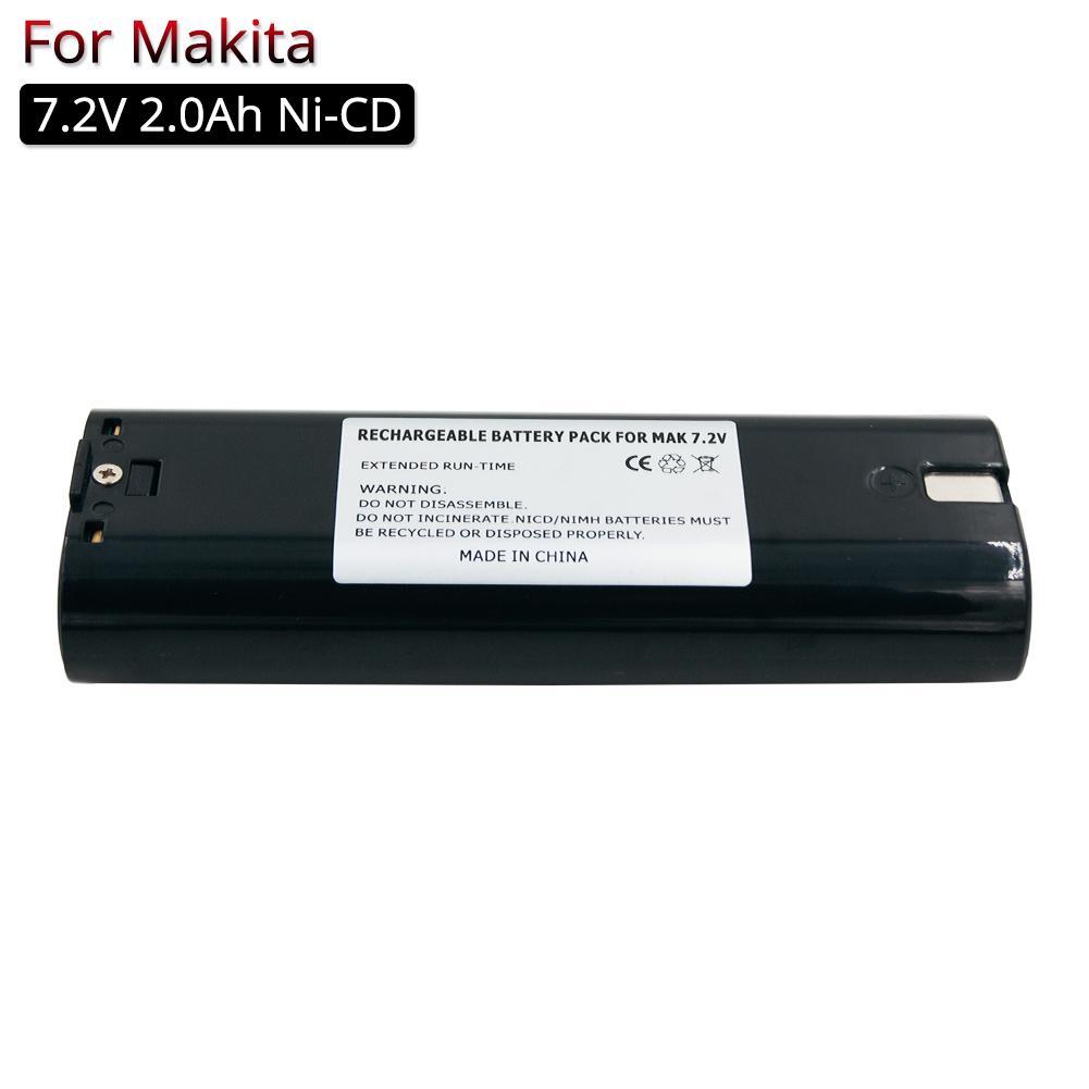 Makita ML702 Akku-Lampe 7,2 Volt