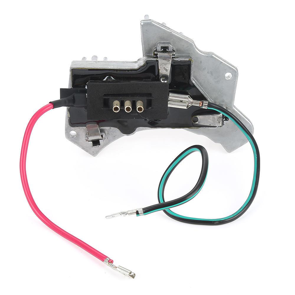 AC Blower Motor Regulator Resistor for  Mercedes W202 W210 R170 S202 C230 SLK230