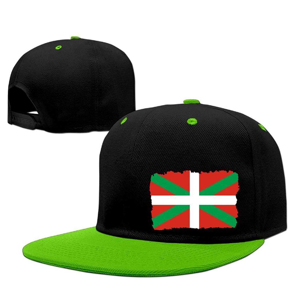 País Vasco unisex bandera ajustable Hip Hop plano del borde gorra Snapback  sombreros - comprar a precios bajos en la tienda en línea Joom d304799bdbd