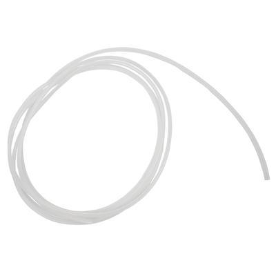 Super-Flex 8mm Silicone Rubber Tubing Dark Brown