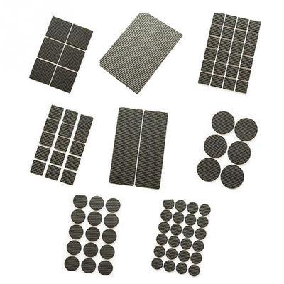 90pcs//lot Chair Leg Pads Floor Protectors Table Covers Bottom Anti-Slip YJUS