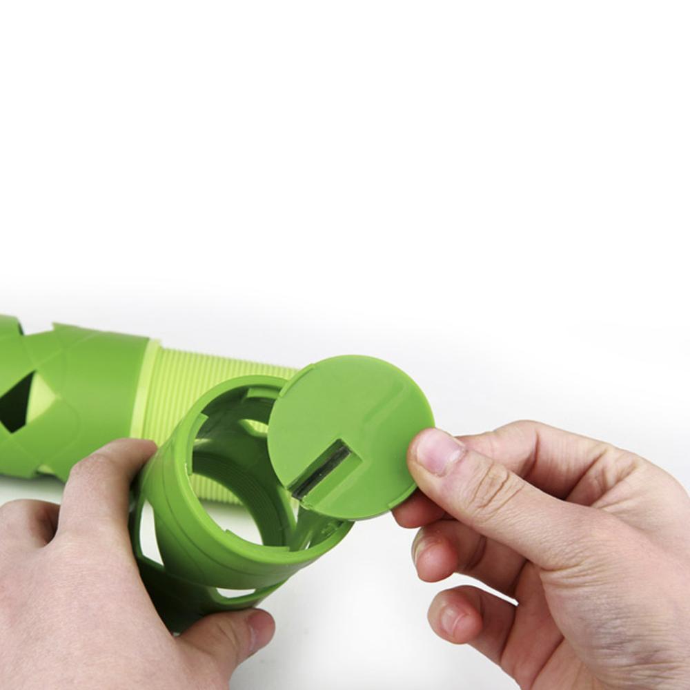 Кухня инструмент овощей фруктов лоскуток Торнадо резец спиральные Slicer Овощечистка гарнир – купить по низким ценам в интернет-магазине Joom