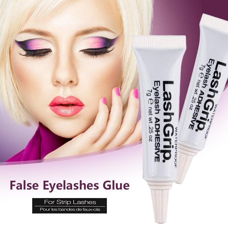 Women Hot 7g Lash Grip False Eyelashes Adhesive Eye Lash Glue Clear