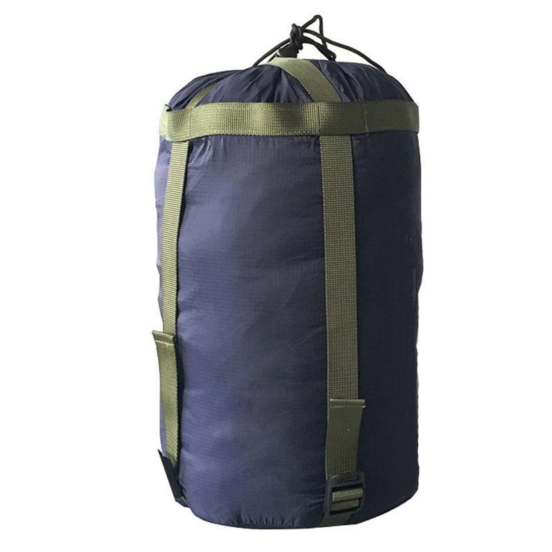 Waterproof Compression Stuff Sack Outdoor Hiking Camping Sleeping Storage H4Y9