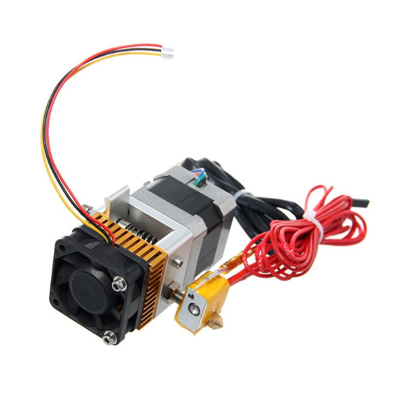 ENET Aluminum 3D Printer MK8 Extruder Frame Block Filament Wire Feeder For Reprap
