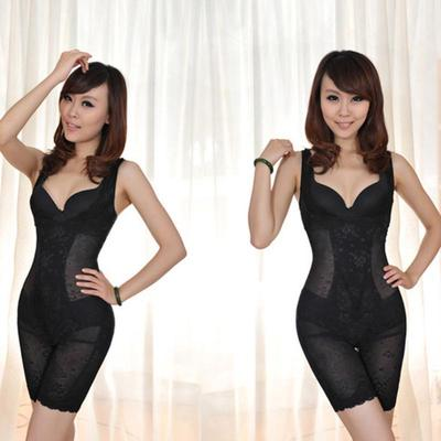 fb14ac7ad68e9 -39%. 4.5Price  20 Price  33. Women 3 Colors Bamboo Charcoal Slimming Shapewear  Body ...