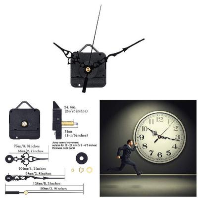 Silence DIY Clock Movement 11/25 Inch Maximum Dial Thickness-buy at