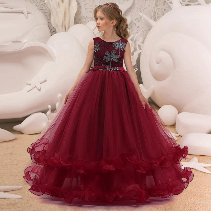party wear gown for girls