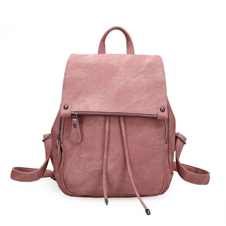 57c666901ac5 BAIJIAWEI Женский рюкзак из кожи для путешествий
