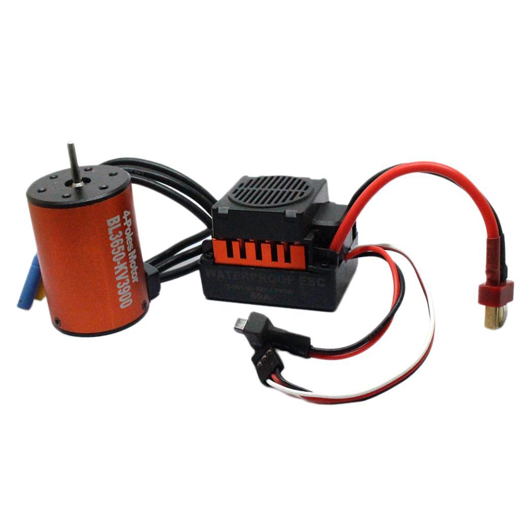 MagiDeal 4.0mm Motor Brushless ESC Battery Banana Connector Male Plug for RC
