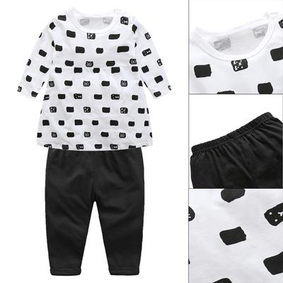 Featurestop Baby Clothing Pant Sets children Toddler Baby Girls Solid Ruched Dress Ruffles Sleeve Princess Outfits Clothes