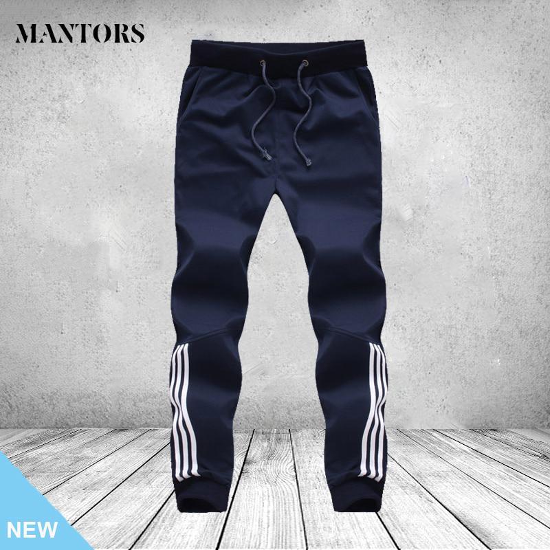 Men/'s Sport Splice Casual Pants Gym Trousers Men Running Joggers Gym Sweatpants