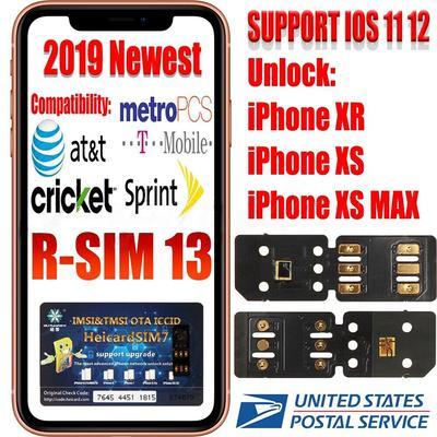 Perfect Unlock Turbo SIM Card Nano-SIM for iPhone XR XS Max