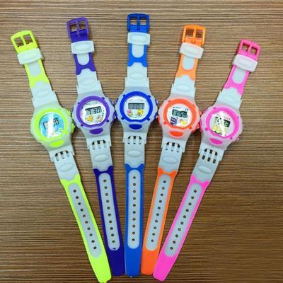 Children Watch Fashion Watches Quartz Wristwatches Jelly Kids Clock Students Wrist Watches