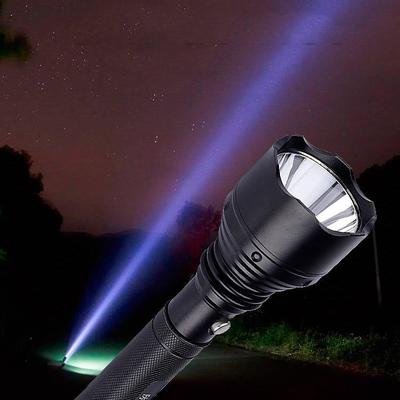 500W 3000Lm 10000Mah Super Light Rechargeable LED Torch Flashlight  Spotlight Handheld Bright -buy at a low prices on Joom e-commerce platform
