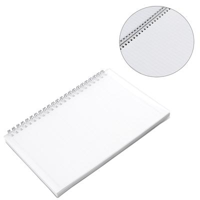 Dull Polish Frosted Spiral Sketchbook Journal Planner Diary Notebook for Writing 14.8X21.2cm(