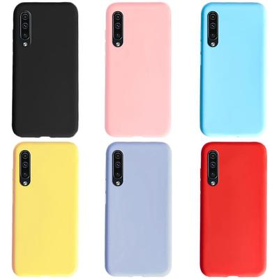 """Weeten Cases for Samsung A30S A50 A50S (2019)6.4""""Full Cover Candy Matte Phone Bag"""