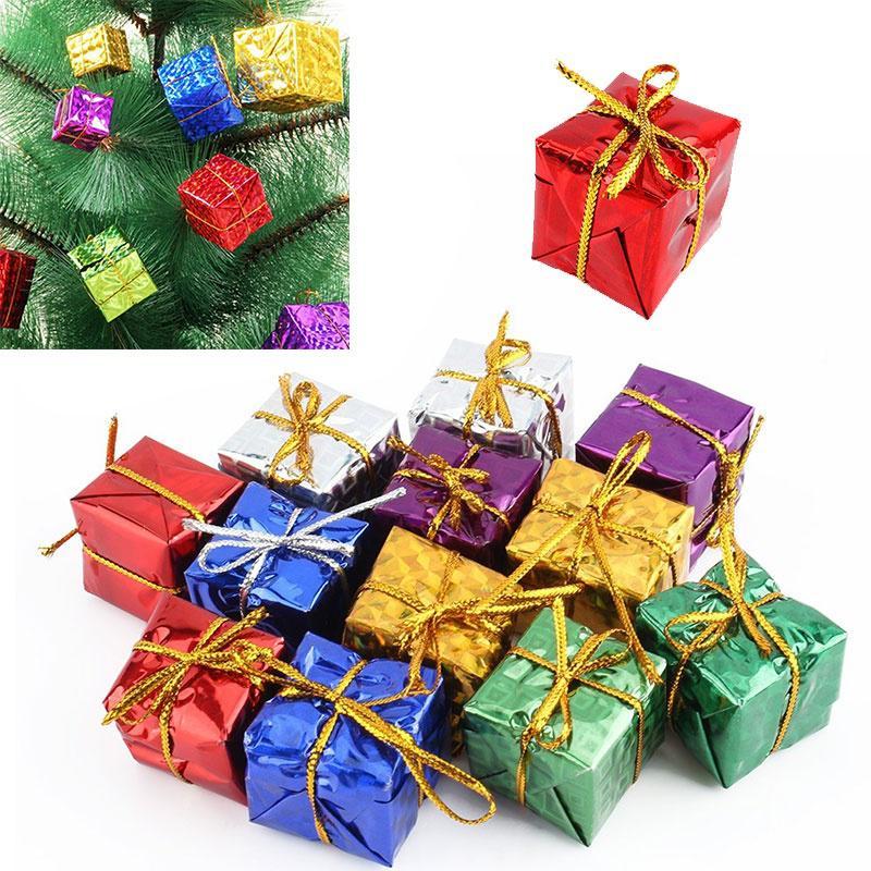 12Pcs свадьбу Рождество подарок коробки конфет перевозки фото