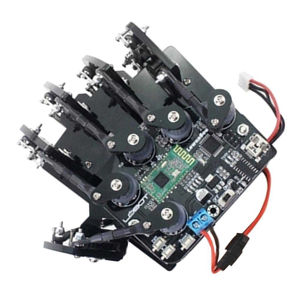 LOBOT Open Source Wireless Remote Control Somatosensory Glove Hand Controller