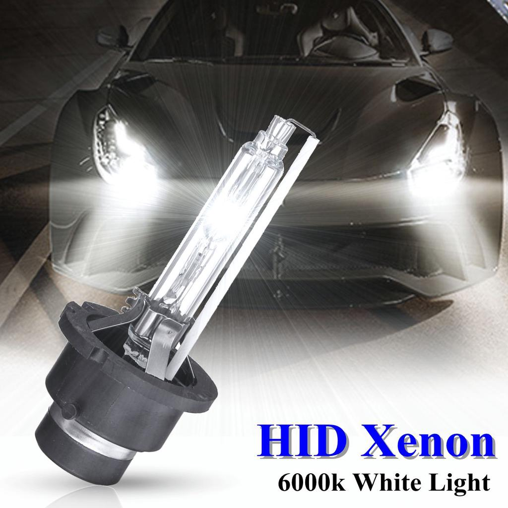 H8 35w Super White Xenon Upgrade HID Front Fog Lamp Light Bulbs Pair