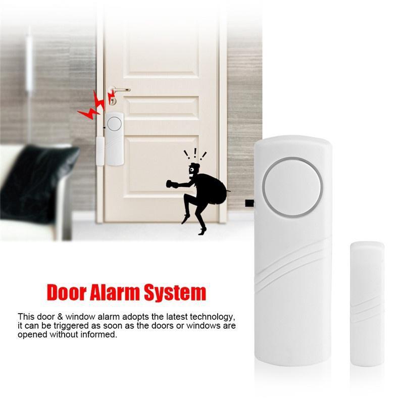 2 Pcs Wireless Home Window Door Entry Anti Theft Burglar Security Alarm System Magnetic Sensor At A Low Prices On Joom E Commerce Platform