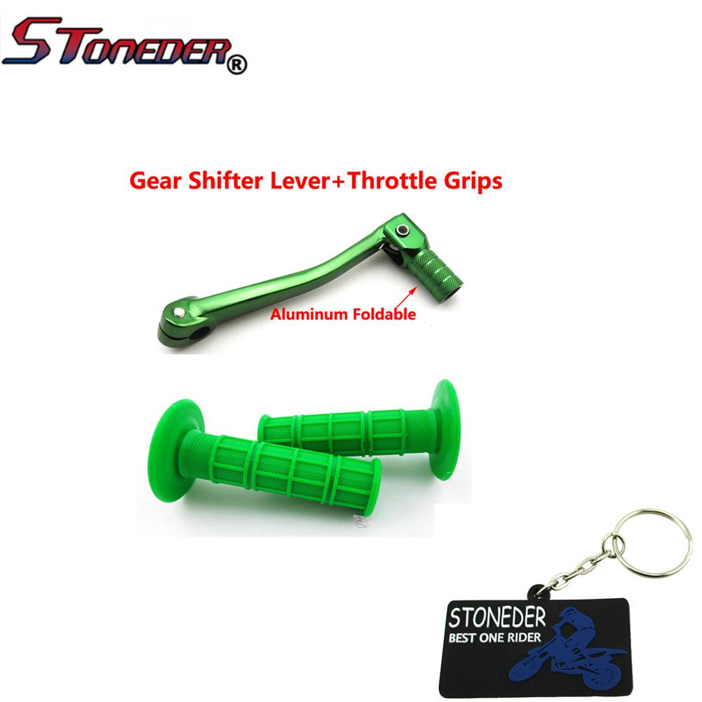 11mm Gear Shifter Lever Handle Grips For 50cc-160cc Chinese Pit Dirt Trail Bike