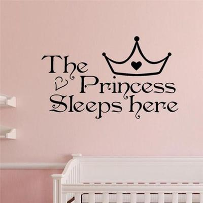 Wall Art Princess Sleeps Here Wall Decals Home Decor Wall Art Quote Bedroom Wallpaper Wall Sticker Buy At A Low Prices On Joom E Commerce Platform,Kitchenaid Dishwasher Installation Kit Home Depot