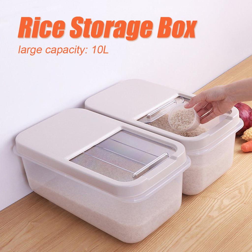 Storage Box for Pasta Noodle Food Container Kitchen Sealed BUY 1 GET 1 FREE