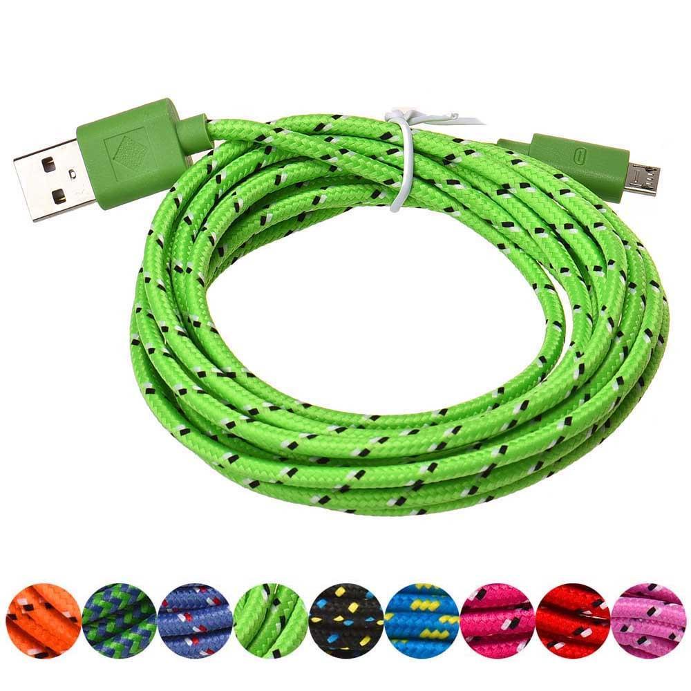3M Уникальный Micro USB Зарядное устройство синхронизации данных кабельного шнура для сотового телефона