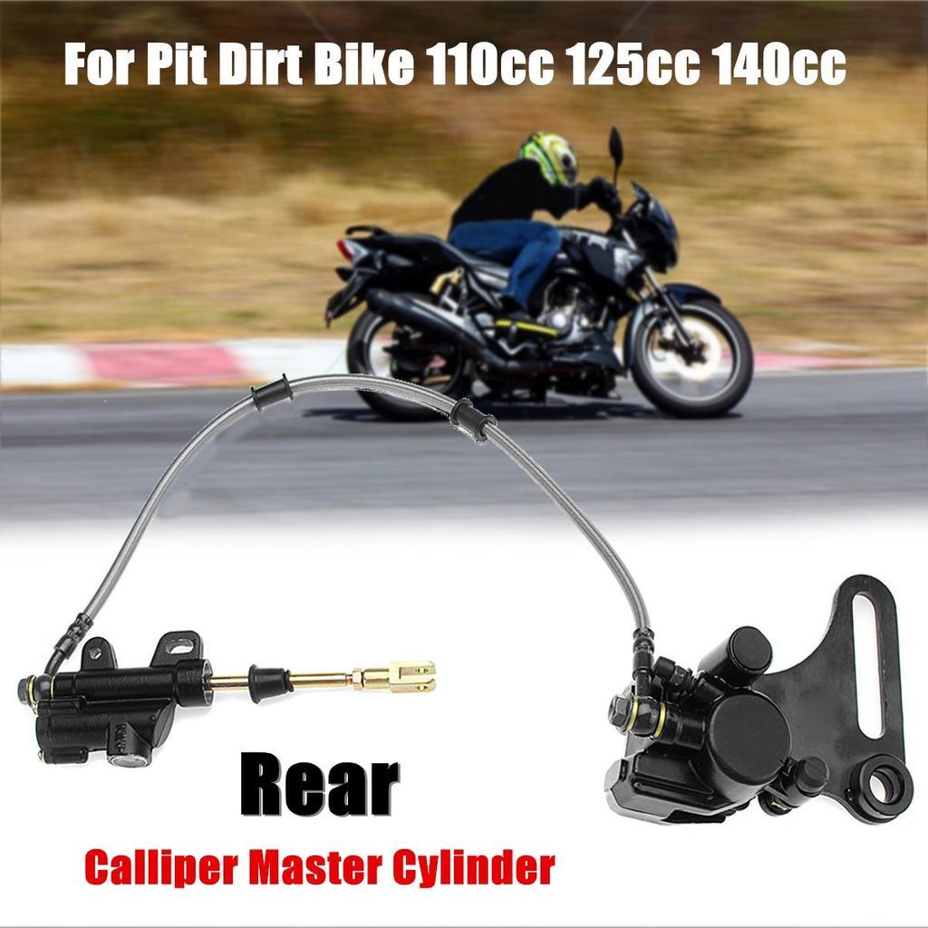 Rear Brake Calliper Gold Pit Bike 110cc 125cc 140cc