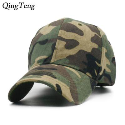 Casquette Camouflage Hats For Women Men Cotton Camo Baseball Cap Outdoor  Climbing Hunting Army 8b5f9b45cbe8