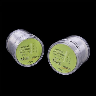 500M Fluorocarbon fishing line 5-30LB Super Main Line clear fly fishing l ST