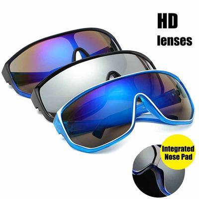 36172f1d3c Gafas ciclismo montar gafas protectoras UV400 protección moto moda VZ2-5 al  aire libre de