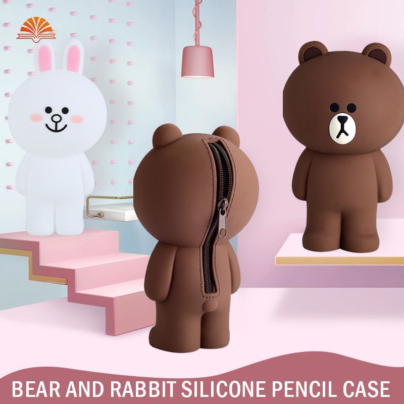 Kids Boys 3D Car Pen Pencil Case Cute Zipper Pen Bag Pouch Students Stationery