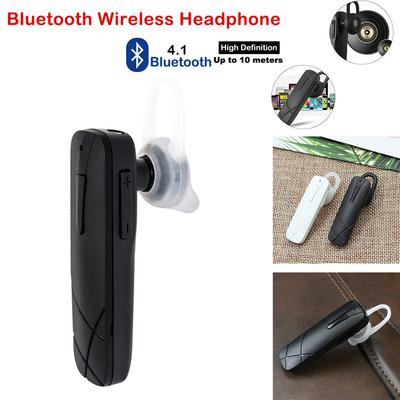 Bluetooth 4 1 Earphones Control Portable With Mic Sport Earpiece For Samsung Buy At A Low Prices On Joom E Commerce Platform