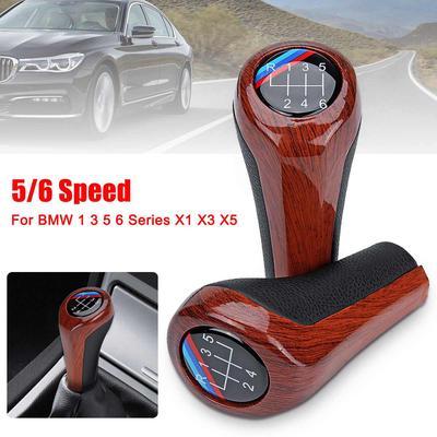 BMW //////M POWER 6 SPEED GEAR SHIFT KNOB E36 E46 E60 E81 E90 E91 X3 X5 Z3 M3 M5 M6