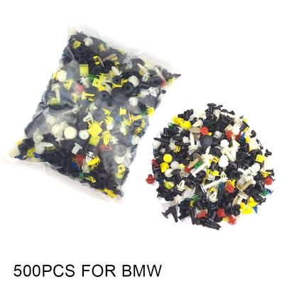 500 For BMW E34 E36 E38 E39 E46 X5 M3 M5 ETC With Seal Ring Door Panel Clips
