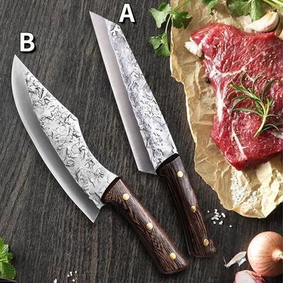 Boning Forging Knives Fillet Cleaver Japanese Stainless Steel Kitchen Slicing Tool